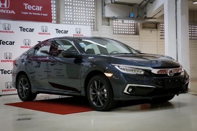 Honda Civic EXL 4P
