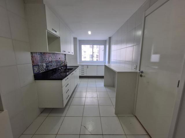 Apartamento para Venda em Rio de Janeiro, Jacarepaguá, 3 dormitórios, 3 suítes, 4 banheiro - Foto 14