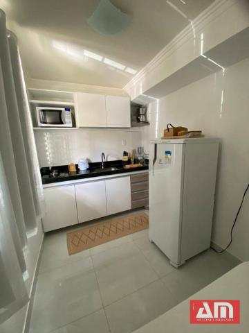 Flat com 1 dormitório à venda, 40 m² por R$ 150.000 - Gravatá/PE - Foto 4