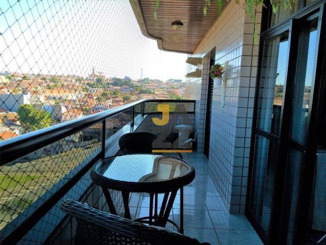 Apartamento completo com 3 dormitórios à venda no condomínio Castro Alves, 140 m² por R$ 9 - Foto 19
