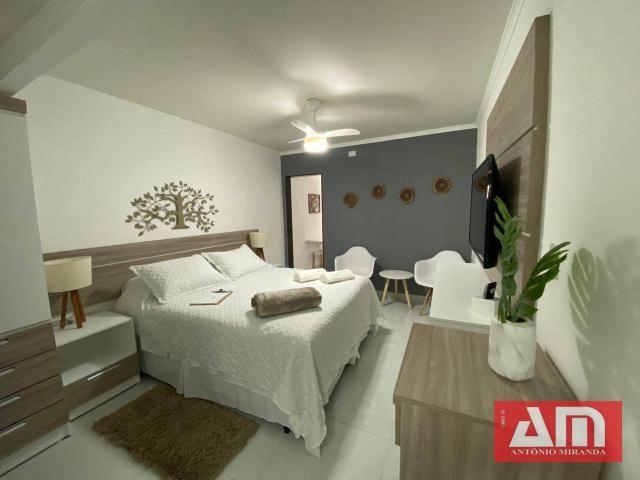 Flat com 1 dormitório à venda, 40 m² por R$ 150.000 - Gravatá/PE - Foto 5