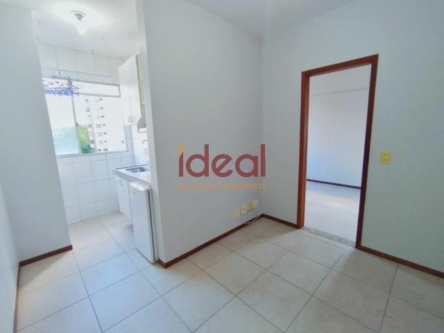 Apartamento para aluguel, 1 quarto, 1 suíte, 1 vaga, Centro - Viçosa/MG - Foto 2
