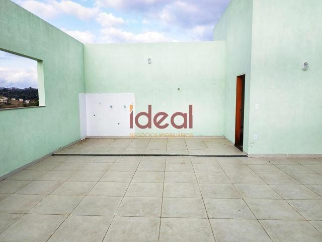 Cobertura à venda, 2 quartos, 1 vaga, Recanto das Veredas - Viçosa/MG - Foto 7
