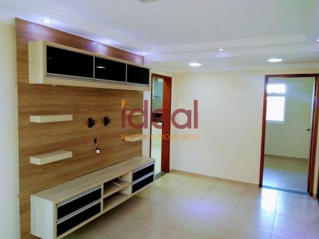 Apartamento à venda, 3 quartos, 1 suíte, 1 vaga, Júlia Mollá - Viçosa/MG - Foto 2