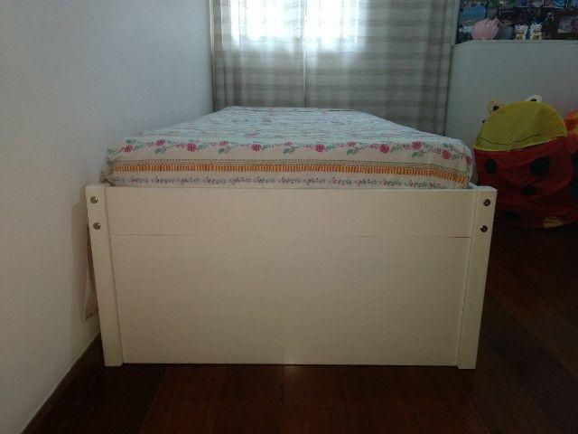 cama solteiro infantil.