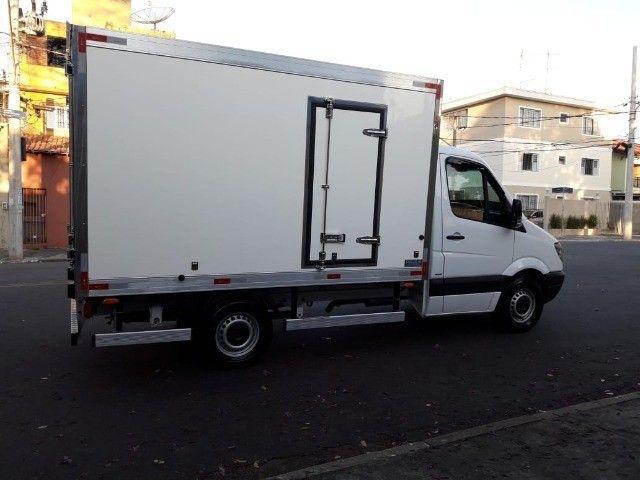 Sprinter CDI 415 Baú Refrigerado  Ano 2012/2012 - Foto 5