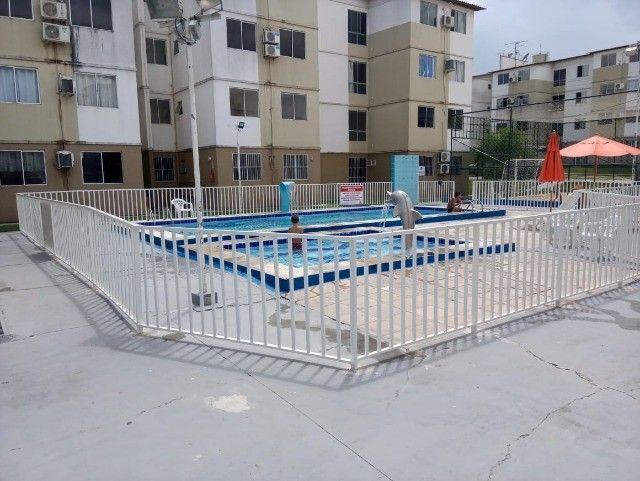 Condomínio Total Ville - Vida Nova / Venda/aluguel/Troca por outro AP (Aceito Negoc) - Foto 4