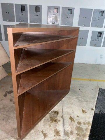 Móvel madeira maciça