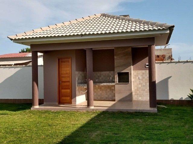Maravilhosa casa em Itaipuaçú com uma excelente sala de estar!!!  - Foto 19