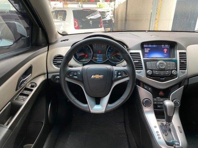 gm Cruze Sedan ltz 2014 Mais completo da categoria + Emplacamento 2021 Pago  - Foto 7