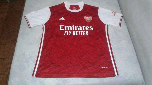 Camisa do Arsenal 2021