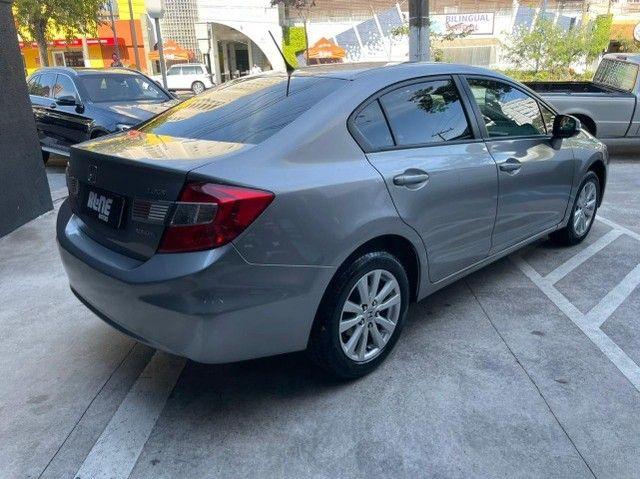 Honda Civic Lxs 1.8 Flex Aut 2015 - Foto 6