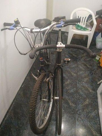 Duas bicicletas semi novas. - Foto 3