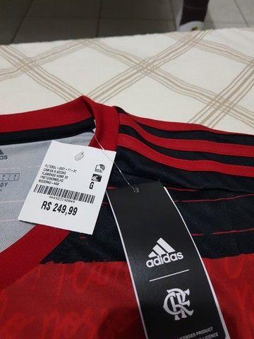 Camisa do Flamengo  - Foto 3
