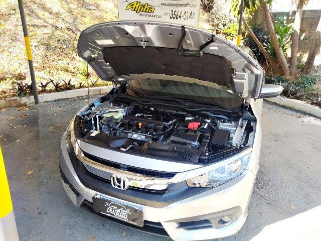Honda Civic Exl CVT 2.0-2017 - Foto 9