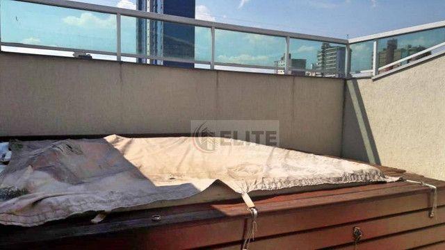 Sobrado com 4 dormitórios para alugar, 301 m² por R$ 6.500,00/mês - Vila Alpina - Santo An - Foto 18