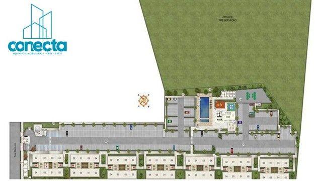 Residencial Mata dos Sabiás - 164.490,00  - Apartamentos de 2 quartos no Petrópolis - Foto 13