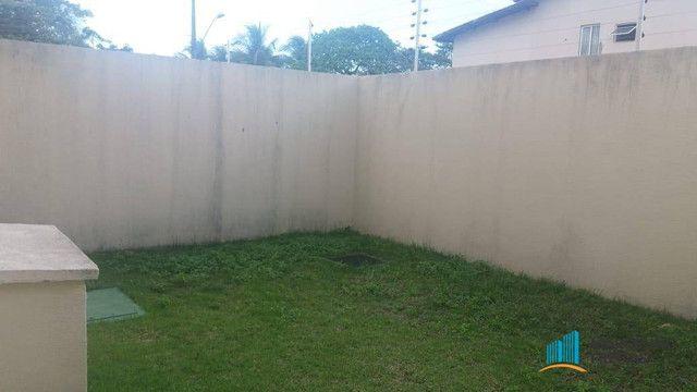 Casa com 3 dormitórios para alugar, 104 m² por R$ 1.109,00/mês - Lagoinha - Eusébio/CE - Foto 15