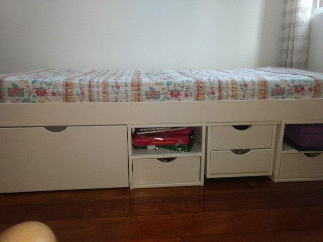 cama solteiro infantil.  - Foto 2