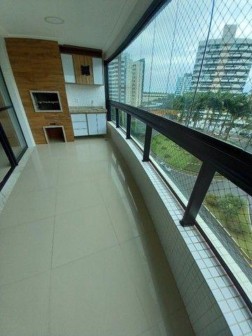 Alugo apartamento 3 quartos no Alphaville - Foto 4