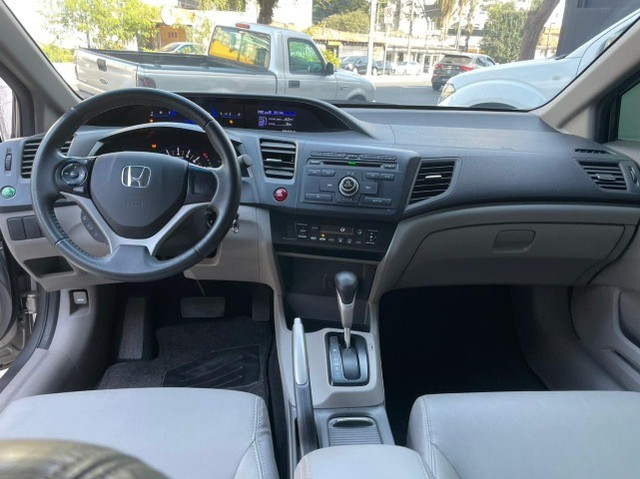 Honda Civic Lxs 1.8 Flex Aut 2015 - Foto 2