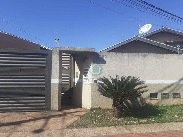 Casa com 2 dormitórios à venda, 47 m² por R$ 200.000,00 - Nasser - Campo Grande/MS