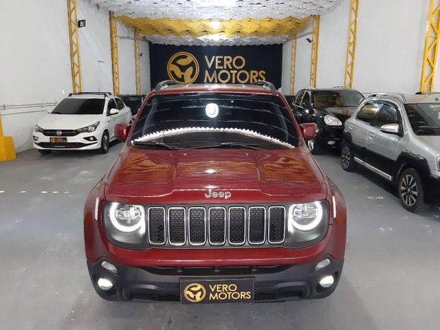 Jeep renegade longitude 1.8 - flex - automatico 2019 - 20.000 km