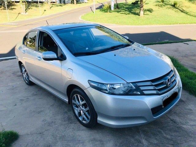 Honda City EX 1.5 Flex 4P. Automático 2012 - Foto 3