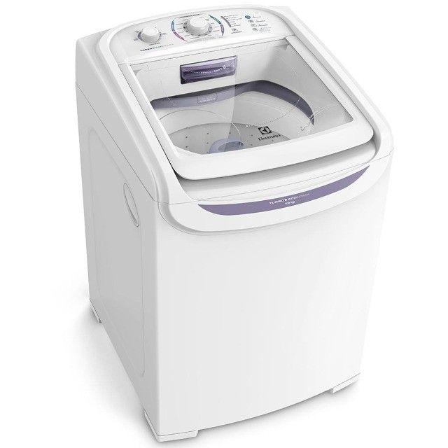 maquina de lavar roupas eletrolux de 13 kg - Foto 3