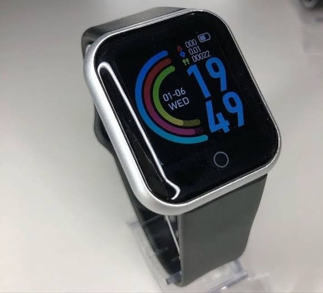 Relógio inteligente y68 pro d20 atualizado bota foto  - Foto 2