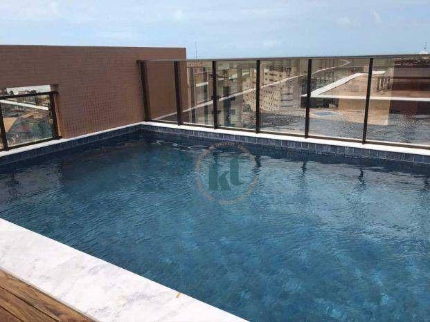 Apartamento com 3 dormitórios à venda, 105 m² por R$ 680.000,00 - Jardim Oceania - João Pe - Foto 14