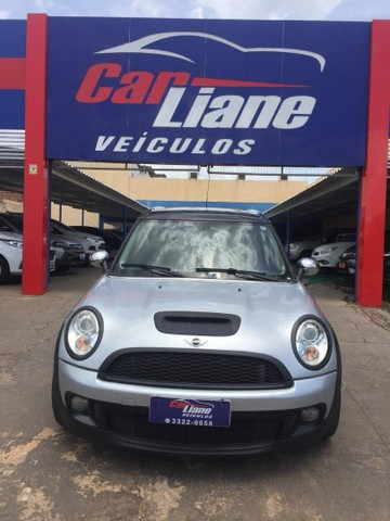 COOPER 2009/2010 1.6 S CLUBMAN 16V TURBO GASOLINA 3P MANUAL