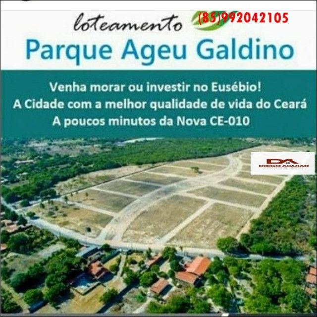 Parque Ageu Galdino !!