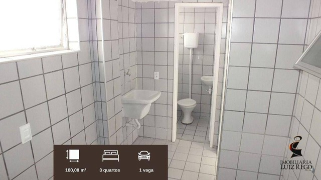 AP1013 - Aluga/ Vende Apartamento no Benfica com 3 quartos , 1 vaga próximo a Faculdade de - Foto 9