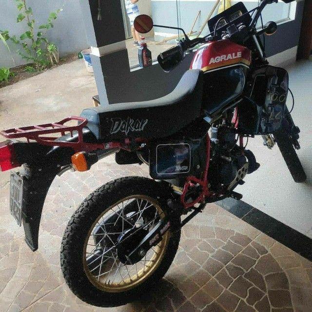 Agrale Dakar 91