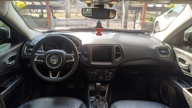Jeep Compass 2.0 16V Flex Longitude Automático 2018 - Foto 5