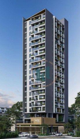 Flat com 1 dormitório à venda, 20 m² por R$ 145.235,00 - Manaíra - João Pessoa/PB - Foto 2