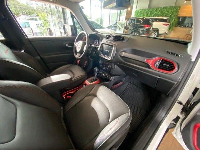 Jeep Renegade Trailhawk 2.0 Turbo Diesel 4x4 Automático 2020 - Foto 15