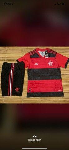 Conjunto Flamengo 2021