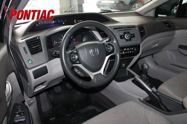Honda Civic LXS 2014  - Foto 7