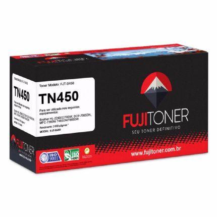 Tonner Fujitoner compatível com Brother TN-450