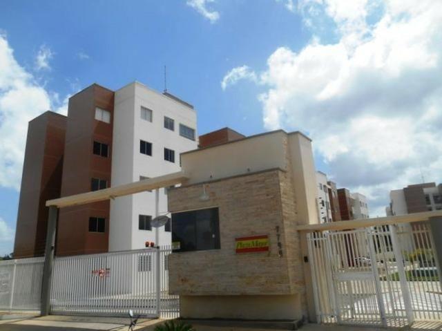Alugo apartamento no Condominio Plaza Mayor - Gurupi
