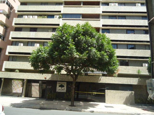 Ponta Verde, apartamento 3 quartos, suíte, armários, próximo a praia