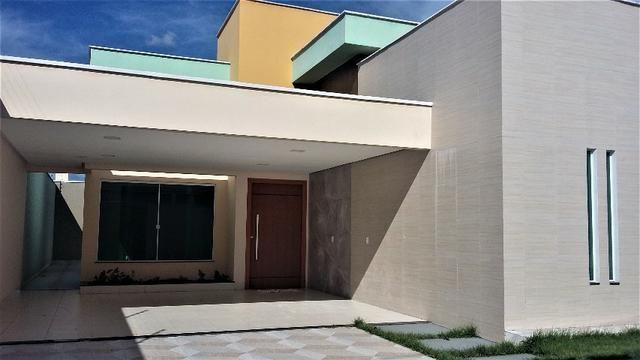 Belíssima Casa Nova - Parque das Mansões