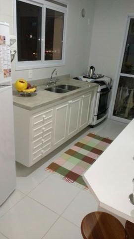 Apartamento Terraços Jd das Colinas Condomínio Clube, 124m² - 3 dormitórios - Foto 4