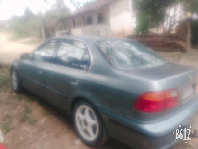 Honda Civic Ex V Tec