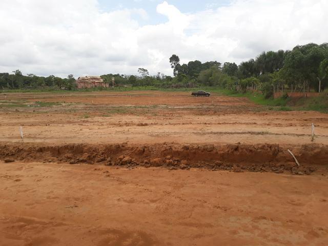 terreno no vila acre condomínio de policial militar