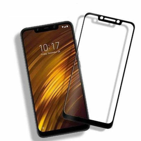 Películas Xiaomi 5D Vidro e gel Flexível Note 8 mi a3 - Foto 2