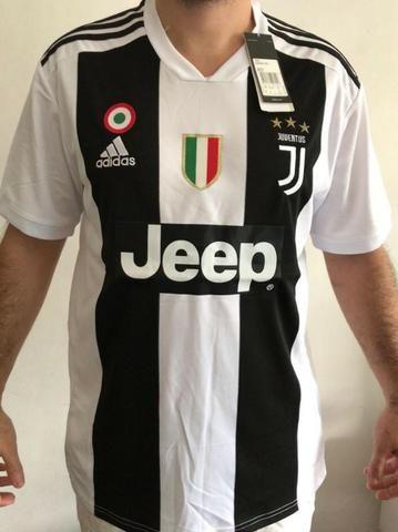 a0c3bd3cf3 Confira a Camisa Juventus I 18/19 adidas ? Masculina GG! - Roupas e ...