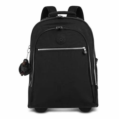 59919e974 Kipling Luggage Sanaa Wheeled Backpack (Mochila Bolsa Escolar ...